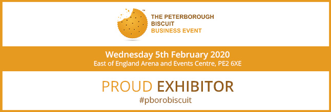 Peterborough Biscuit Expo - 5th Feb 2020